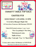 Easter Table Top Sale & Fun Day