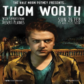 Thom Worth EP Release Show with support from Desert Planes