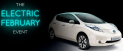 Nissan Bury's Electric February
