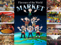 Flavours of the World Market in Enfield
