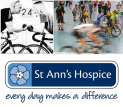 Cyclone 24 partners with St Ann's Hospice