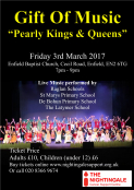 Gift of Music - Pearly Kings & Queens