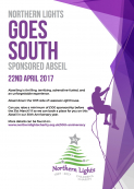 Northern Lights Go South Sponsored Abseil