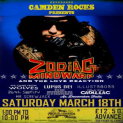 Camden Rocks All-Dayer feat. Zodiac Mindwarp and more at Proud