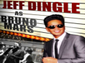 Jeff Dingle is Bruno Mars Live