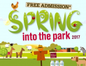 Spring into the Park - Telford Town Park