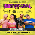 Camden Rocks presents Hands Off Gretel and more at Crowndale Club