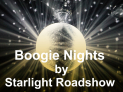 Boogie Nights at Burgess Hall 70's, 80's & 90's Disco in March