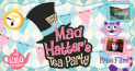 Mad Hatter's Tea Party & Free Entry to Drive-In Cinema (Easter Saturday)