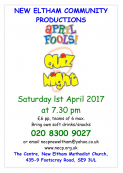April Fools Quiz Night