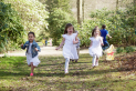 RHS GARDEN HARLOW CARR EASTER FAMILY FUN - LINDT GOLD BUNNY HUNT