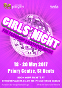 St Neots Players Present - Girls Night