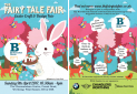 The Fairy Tale Fair - Easter Craft Fair in aid of St Barnabas