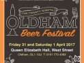 The 29th Oldham Beer & Cider festival
