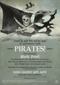 Bank Holiday Sunday: Pirates