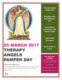 Fundraising Pamper Day for Therapy Angels