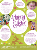 Hop, Skip or Jump your Way to Market Walk this Easter!