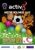 Easter Holiday Sport activities for 4-12 year olds