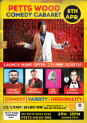 Petts Wood Comedy Cabaret