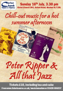 Peter Ripper and All that Jazz