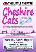 'Cheshire Cats' by Gail Young