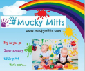 Mucky Mitts Messy Party in Shrewsbury