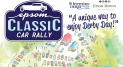 Epsom Classic Car Rally 2017 at the Derby @EpsomClassicRally