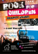 Rock for Children charity music night