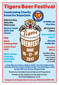 Tigers Beer Festival - Park Lane Suites
