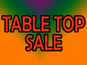 Table Top Sale on 8th July 2017 - St Neots