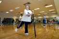 Chair based exercise with Age UK