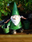 Gnome Hunting at Waterperry Gardens