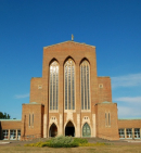 The Children's Trust Abseil at #Guildford Cathedral @Childrens_Trust