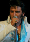 THE LEGEND LIVES ON Gordon Davis as Elvis Presley