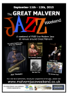 Malvern Jazz Weekend