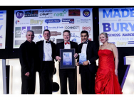 The Made In Bury Business Awards 2015