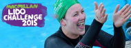 Lido Challenge 2015 for Macmillan Cancer Support