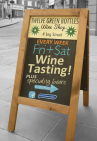 Weekly Wine Tasting at Twelve Green Bottles