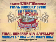 MUSIC@Kinokulture - Grateful Dead Live (12A)