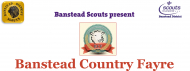 Banstead Country Fayre  @BansteadCountry  @Bansteadhighst @BansteadScouts