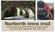 Narberth town trail