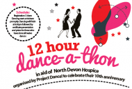 12 hr Dance-a-thon in Aid of North Devon Hospice