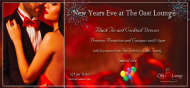 New Years Party at The Oast Lounge St Neots 2015
