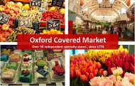 Oxford Covered Market - Uncovered!