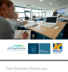 Free Business Workshops in St Neots- Thursday 25th Feb