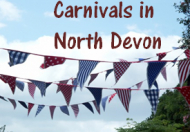 Carnivals and Festivals in North Devon 2016