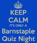 Barnstaple Charity Quiz Night at The Gurkha