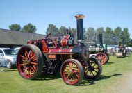 Annual Charity Vintage Vehicle Family Show in Shrewsbury