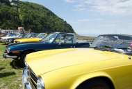 Lynmouth Classic Car Show