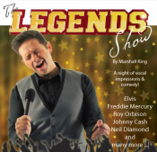 The Legends Night at Kaaizans Indian Restuarant St Neots